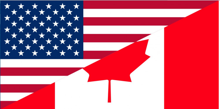 Canadians and Americans Can't Agree… on scaled questions